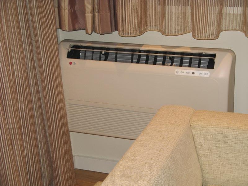 Kucna klimatizacija - unutrasnja jedinica 02